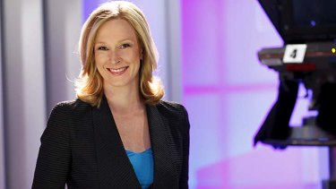 "Fuss ... Leigh Sales whom Grahame Morris called a ""cow""."
