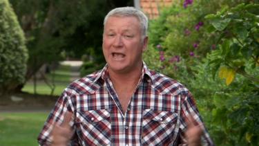 Ratings disaster: Gold Logie winner Scott Cam co-hosts Reno Rumble on Channel Nine.
