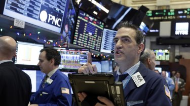 Surging oil prices helped to power a strong Wall Street rally.