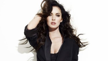 Too explosive: Megan Fox says she found it difficult to take direction from men early in her career.