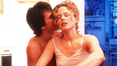 During <i>Eyes Wide Shut</i>, the Church of Scientology mounted campaign to separate the Hollywood stars, according to documentary.