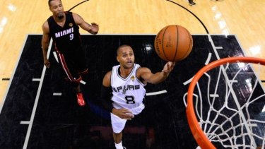 Patty Mills has been nominated for The Don award.