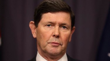 "Kevin Andrews sees welfare reform as a ""two-term exercise""."