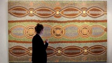 Aboriginal artwork sales could suffer under self-managed super fund rules.