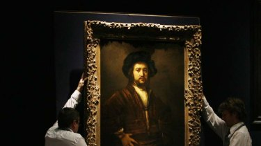 All eyes ... there are wide ramifications from the outcome of the Rembrandt Notes case.