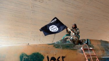 Islamic State is a relatively sophisticated user of online material and connectivity.
