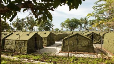 The UNHCR found that the detention of asylum seekers on Manus Island is in breach of international law.