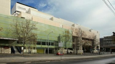 Higher rise: The former Convention Centre will be demolished.