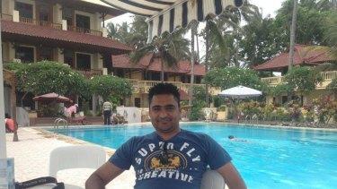 Amarjit Singh from Unique International College.