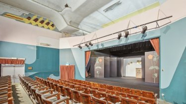 Liberty Theatre in Yass is back on the market after 14 years under the ownership of Touie and Denise Smith?