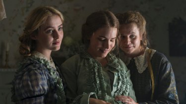Little Women: An affectionate and polished adaptation from <i>Call the Midwife</I>'s Heidi Thomas.