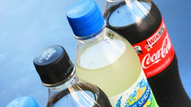 Sometimes food ... overconsumption of soft drinks linked to asthma.