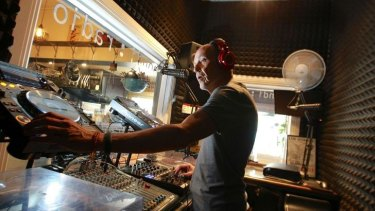 Forty years in the game: legendary DJ Alfredo Fiorito will kick off the new year.