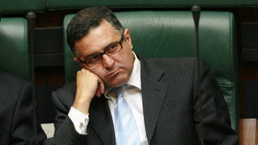 Telmo Languiller had to resign as speaker after rorting his entitlements.