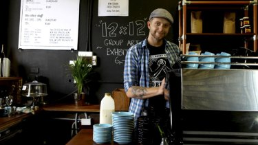 "Loading Dock Espresso co-owner James Thompson will be introducing a ""suspended coffee"" system to his coffee shop where people can purchase a coffee for those who can't afford it."