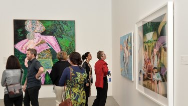 Brisbane's Gallery of Modern Art - to share in a $30 million facelift in Queensland's 2015-16 state budget.