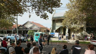 Sydney auctions set another clearance rate record on the weekend