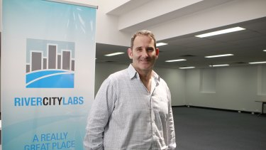 Stephen Baxter of River City Labs.