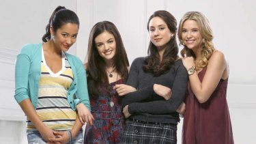 Deceptively intriguing ... <i>Pretty Little Liars</i>
