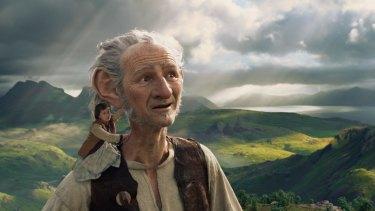 <i>The BFG</i> is directed by Steven Spielberg and based on Roald Dahl's beloved classic.