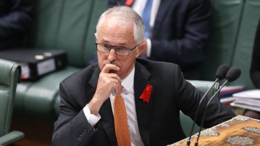 Malcolm Turnbull has the report on the collapse of the census website.