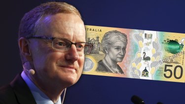 RBA governor Philip Lowe has expressed confidence that wages will pick up.