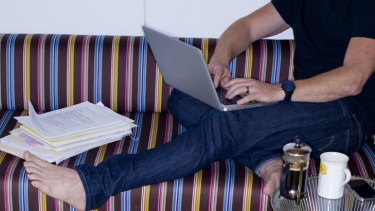 Working from home can save your business money, experts say.