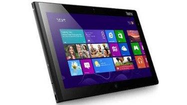 The Lenovo ThinkPad Tablet 2.