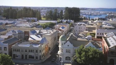 The West End of Fremantle has become the largest single area to be heritage-listed in WA.