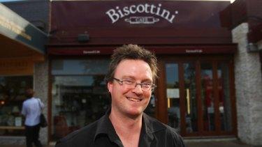 Looking for extra staff: Mark Pocklington in Mornington