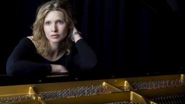 Recognition: Australian composer Fiona Joy gets a new age Grammy nod.