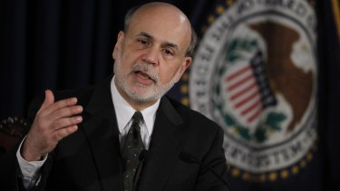 Economists see positives  in Federal Reserve chairman Ben Bernanke's plan for quantitative easing.