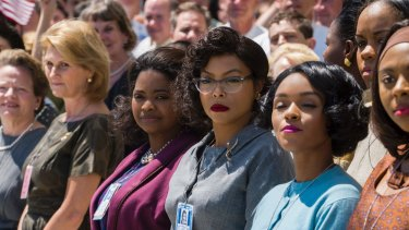 <i>Hidden Figures</I> offers a ''rallying cry for our times'', says producer Pharrell Williams.