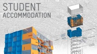 Perth CBD - Student Accommodation.