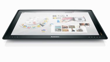 The Lenovo Horizon.