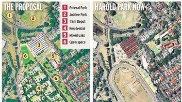 Harold Park.