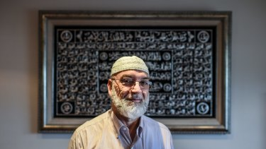 Mohamed Elzamtar, caretaker at Sefton Mosque.