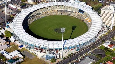 Brisbane's Gabba could remain empty next summer, with a possible absense of international cricket at the venue.