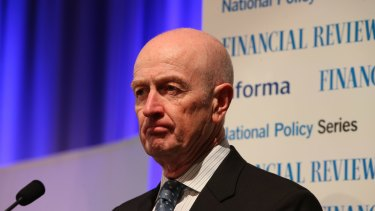 RBA governor Glenn Stevens says the Banking and Finance Oath can improve trust in the finance industry.