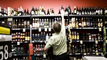 War on prices ... NSW liquor authorities could stop big supermarket chains from opening up new liquor stores.