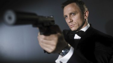 Daniel Craig looks set to be replaced by a younger model.