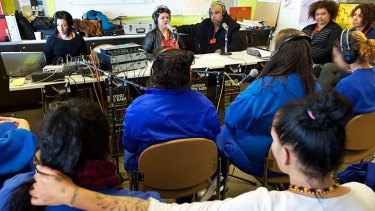Beyond the Bars gives prisoners a voice on the airwaves.