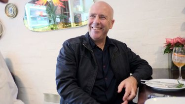 Richard Flanagan: 'You're made and broken by readers.'