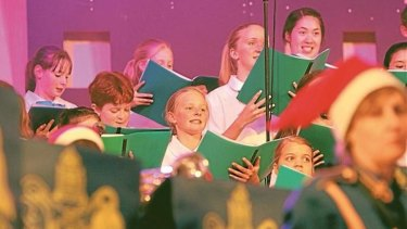 Canberrans in tune with carol spirit