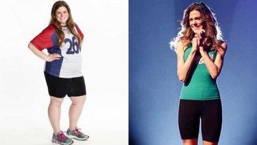 Biggest Loser winner Rachel Frederickson shocks with extreme
