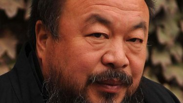 Ai Weiwei ... profile.