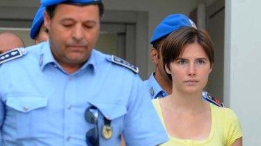 Amanda Knox ... jailed for 26 years.