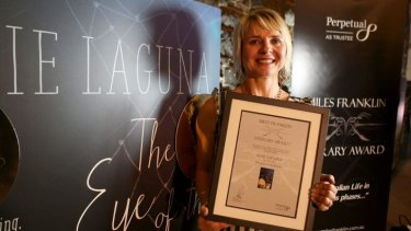 """""""My process is just to be in that boy's world"""": Miles Franklin Literary Award winner Sofie Laguna."""