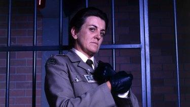 Exhibits include the gloves of <i>Prisoner</i>'s Joan Ferguson.