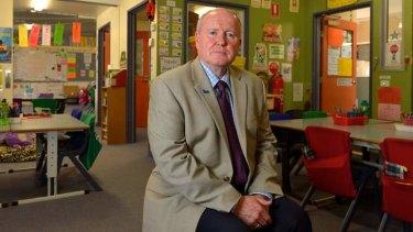 Cranbourne South Primary School Principal Joe Kelly.